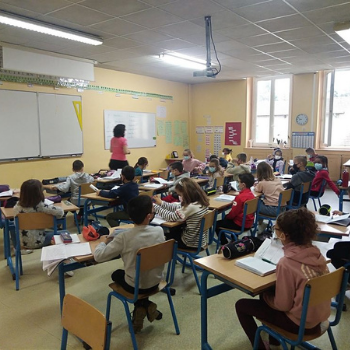 Ecole Luzy Dufeillant